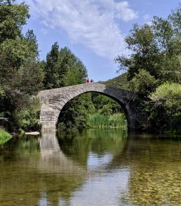 Brücke Spin`a Cavallu bei Sarténe