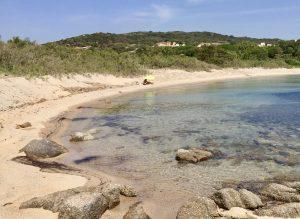 Cara Lunga Strand auf Korsika