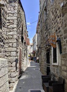 Die Altstadt von Sarténe