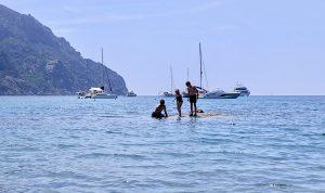Wandern und baden auf Korsika