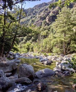 Korsika-Tipps- Gumpen