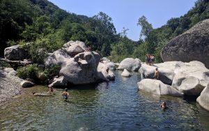 Korsika wandern und baden