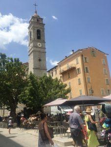 Place de la République Porto Vecchio