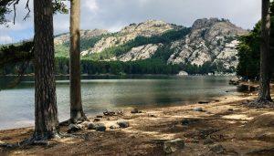 Stausee L´Ospédale auf Korsika