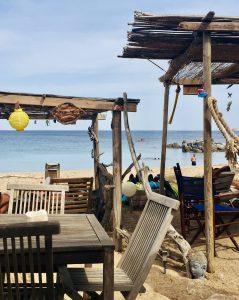 Strandbar Cara Lunga Korsika