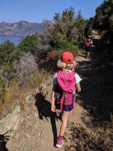 Wanderung Col de la Croix - La Girolata