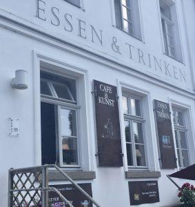 Restaurant in Putbus auf Rügen