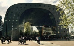 Markthalle Rotterdam Außenansicht