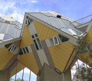 Kubushaus Piet Blom