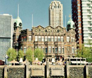 Holland Amsterdam Lijn Rotterdam