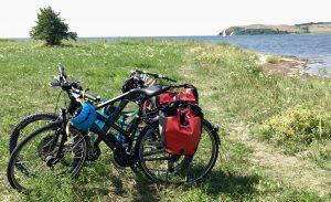 Radtour auf der Mönchgut Halbinsel auf Rügen