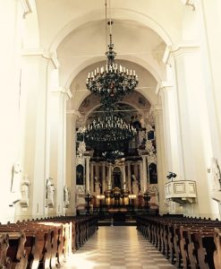 Universitätskirche St. Johannes in Vilnius