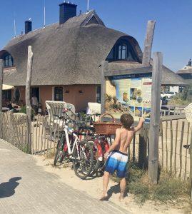 Dat Strandhus in Lobbe auf Rügen