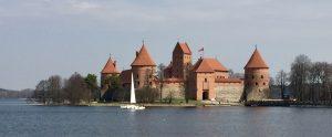 Trakai Wasserschloss Litauen