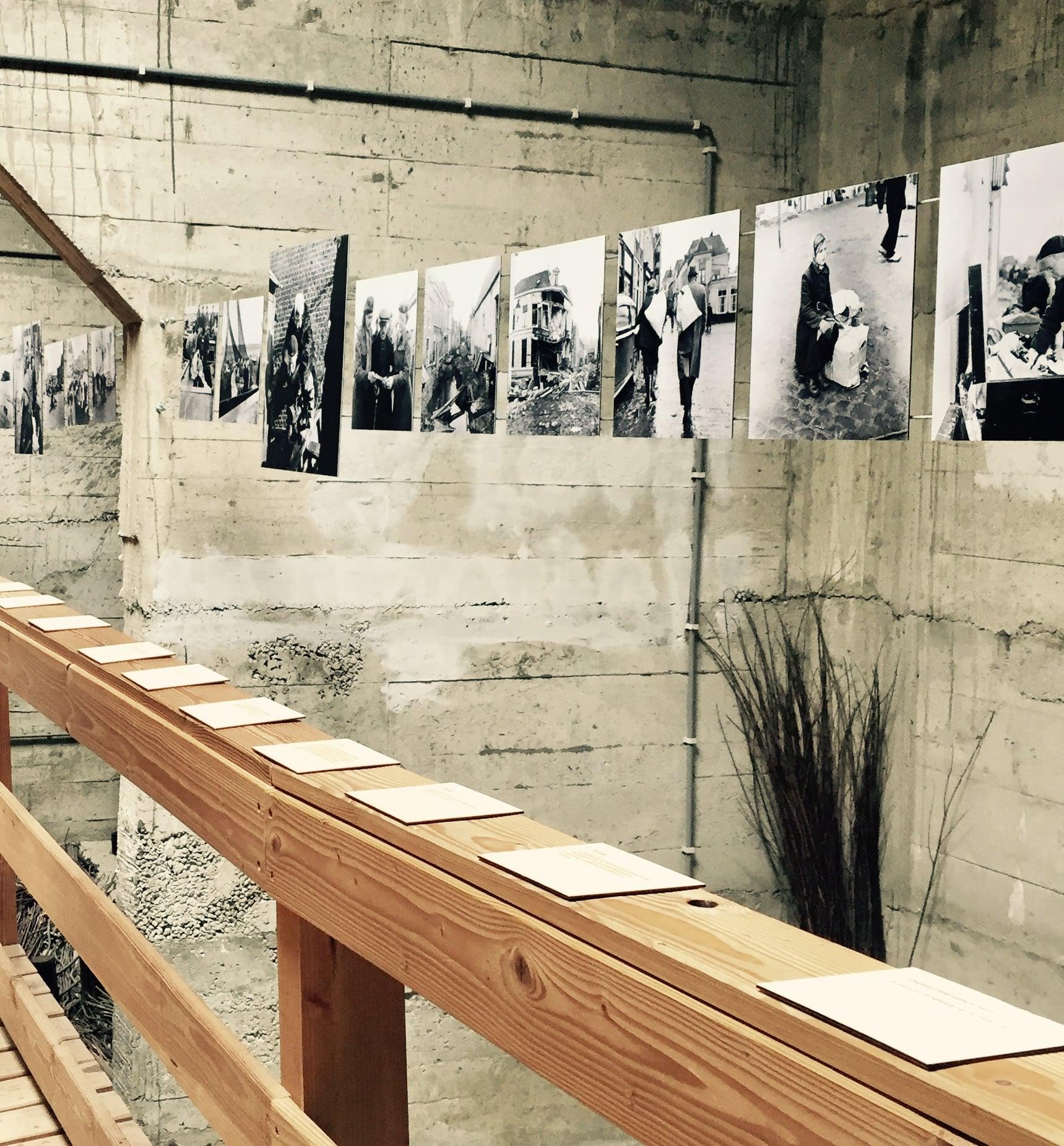 Fotoausstellung im Watersnoodmuseum